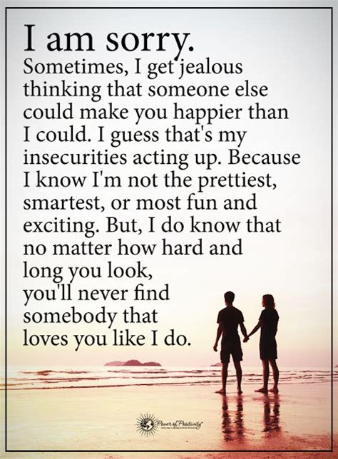 Im Jealous Because Quotes