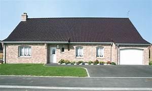 Maison Plain Pied En L : maisons plain pieds maisons levoye ~ Melissatoandfro.com Idées de Décoration