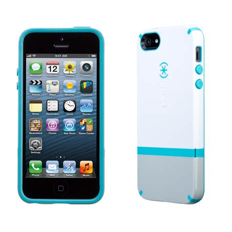 speck iphone 5s speck candyshell flip for iphone 5 5s white blue