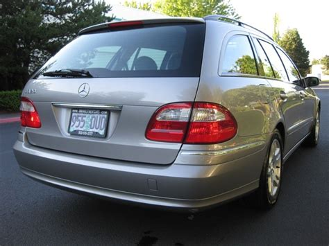 Used e 320 wagon prices. 2004 Mercedes-Benz E320 WAGON V6 / 3RD SEAT / FULLY LOADED