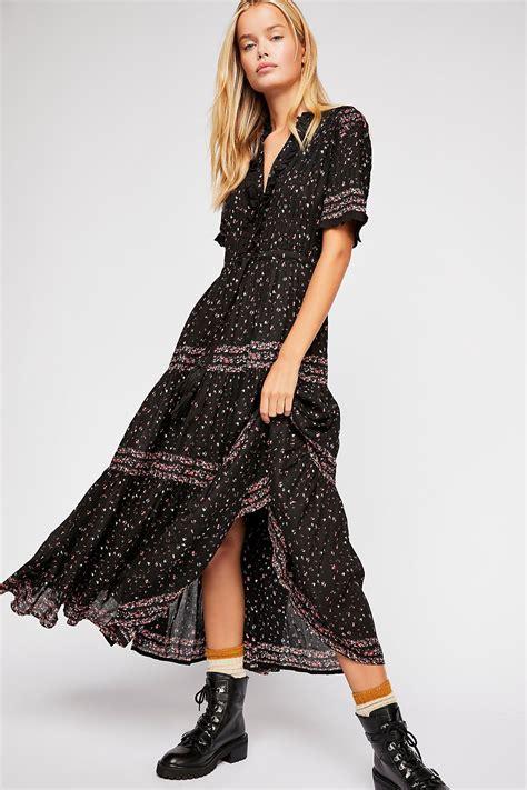 Rare Feelings Maxi Dress | Free people maxi dress, Maxi ...