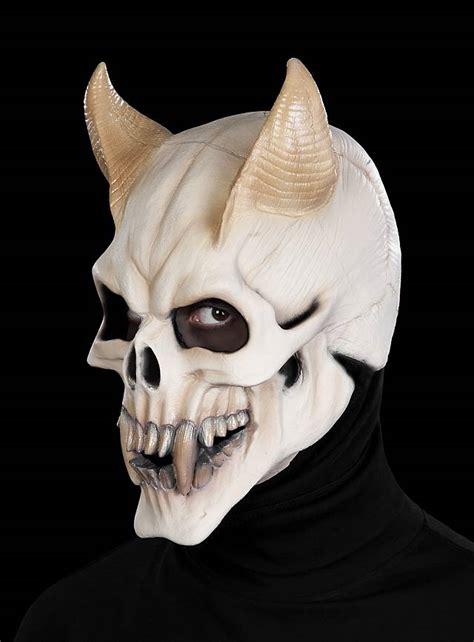 demon skull mask maskworldcom