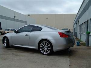 Sell Used 2009 Infiniti G37s Sport Coupe 3 7l V6  6 Speed