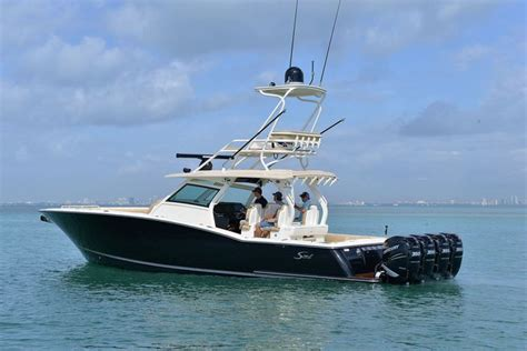 Offshore Saltwater Fishing Boats by Most Popular Saltwater Fishing Boats Sport Fishing Magazine