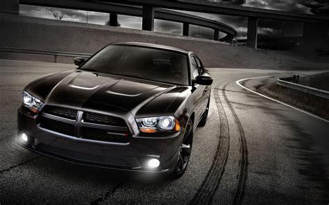 2014 Dodge Charger Blacktop Wallpaper
