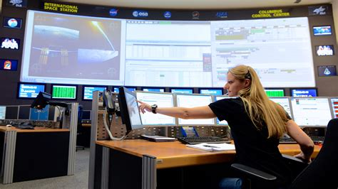 dlrs german space operations centre