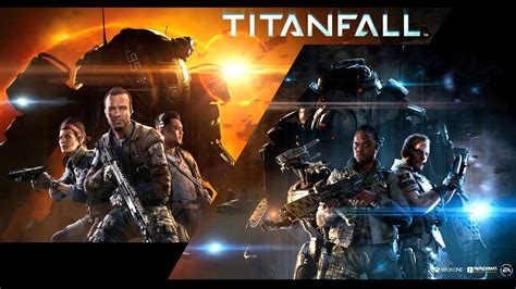 titanfall poster wallpapers hd wallpapers id