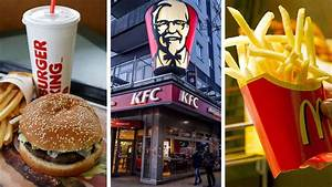 Umsatzwachstum Berechnen : mcdonalds burger king und kfc die renaissance der burger buden ~ Themetempest.com Abrechnung
