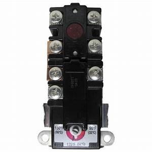 Richmond U00ae Electric Water Heater Thermostat At Menards U00ae