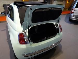 Coffre Fiat 500 : fiat 500c le cabriolet en photo legipermis ~ Gottalentnigeria.com Avis de Voitures