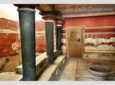 Il Palazzo di Cnosso mito e leggenda di Teseo e Minotauro