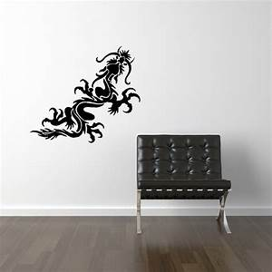 items similar to dragon vinyl wall decal decals wall With vinyl wall decal