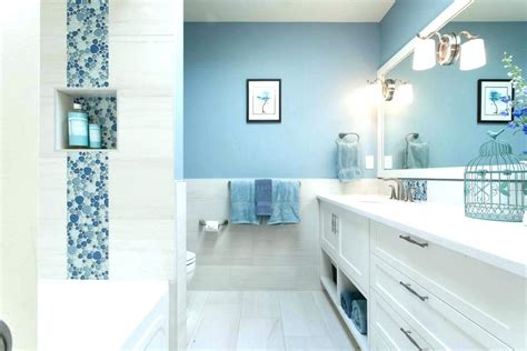 Selling Or Renovating? Blue Bathrooms (like These) Sell