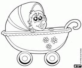 Baby Seat For The Bathtub by Baby The Littlest One Coloring Pages Printable Games