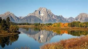 Grand Teton National Park Mount Moran 08742