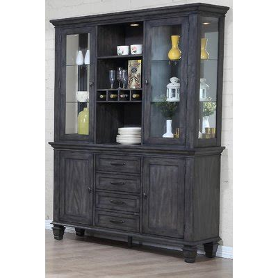 kitchen cabinet china dining hutches you ll wayfair 2404