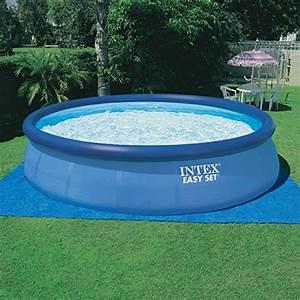 Easy Set Pool : intex 18ft x 48in easy set pool set with filter pump ladder ground cloth pool cover buy ~ Orissabook.com Haus und Dekorationen