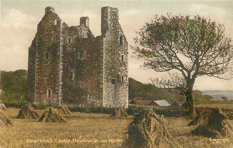 knockhall castle tuckdb postcards