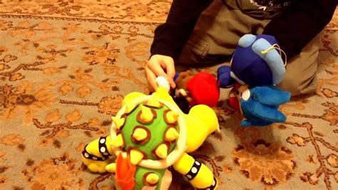 Mariosonicand Megaman Vs Pacman Youtube