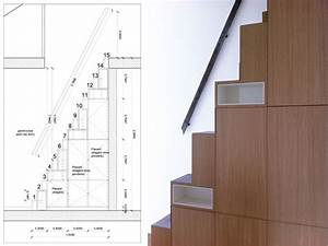 Escalier à Pas Japonais : sof architectes sof architectes ~ Dailycaller-alerts.com Idées de Décoration