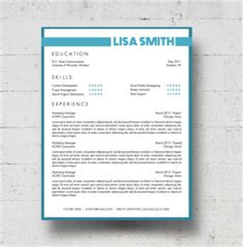 Eye Appealing Resumes by 1000 Images About Resume Cover Letters On Resume Writing Resume Templates And