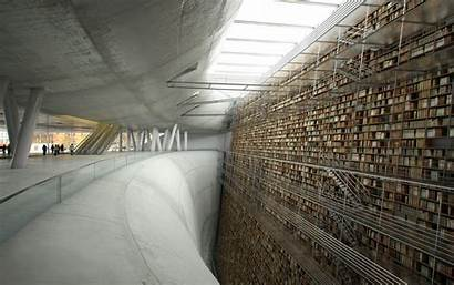 Library Books Wallpapers Massive Wall Libraries Stockholm