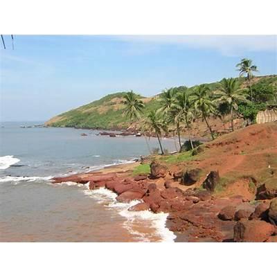south india travel: goa beaches photos pictures