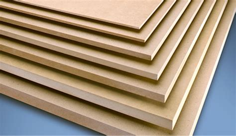 Georgia-Pacific produces MDF with NAF resin