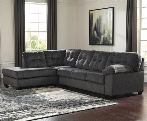 Signature Design By Ashley Accrington Sectional With Left