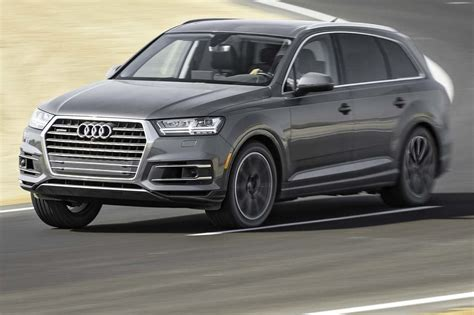 2017 Motor Trend Suv Of The Year by Audi Q7 2017 Motor Trend Suv Of The Year Finalist Motor