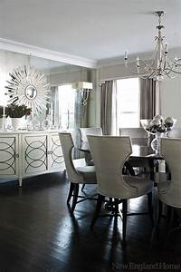 Exquisite wall mirrors that will rock your dining room decor for Contemporary mirrors for dining room