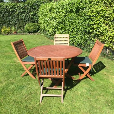 mayfair teak garden table 6 chairs for sale in glasnevin