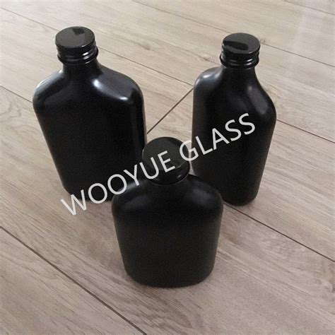 Sanitation is of the utmost importance if you plan to share your creation with others. Cold brew coffee glass bottle black Manufacturer