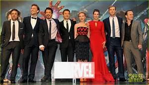 'Avengers' Cast: European Premiere!: Photo 2650922 | Chris ...
