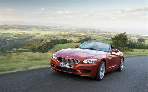 Bmw Z4 Backgrounds by 2014 Bmw Z4 Roadster Hd Wallpaper Background Image