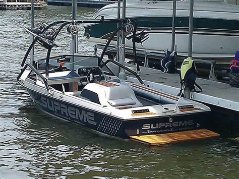 Supreme Boats by Ski Supreme Wakeboard Towers Aftermarket Accessories