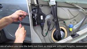 Vw Golf Mk5 Central Locking Repair