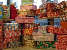 the economics of christmas the happy hermit
