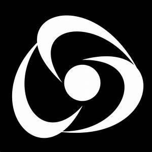 Atomic slashes icon   Game-icons.net