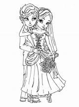 Groom Bride Coloring Deviantart Jadedragonne Pages Sheets Adult Printable Stamps Digital Anime Drawings Drawing Jade Sad Dragonne Line Boudoir Coloriages sketch template