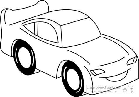 cartoon car black and white race car clip art black and white
