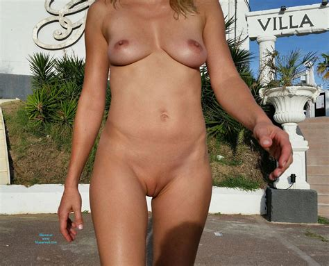 Enjoying Naked Pussy Around The Town December Voyeur Web