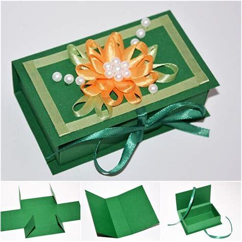 wonderful diy easy paper gift box