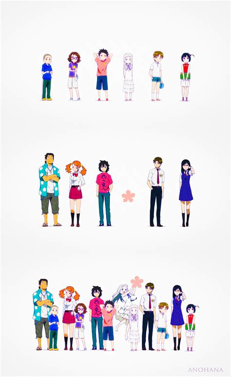 anime anohana the flower we saw that day sub indo anohana the flower we saw that day animeimg