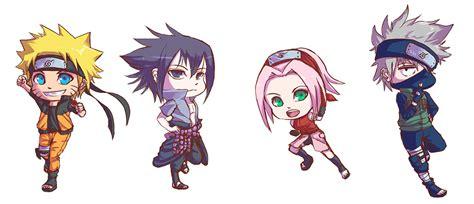Naruto, Team 7 And Chibi On Pinterest