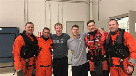 Helpers Portland by Coast Guard Sector Bend Crew Recalls Challenging