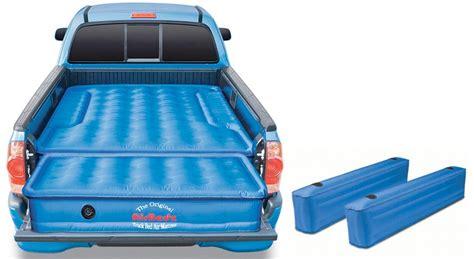 truck bed air mattress 2001 2018 toyota tacoma airbedz truck bed air mattress