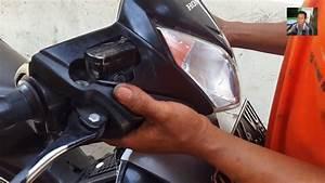 83 Modifikasi Lampu Depan Motor Cs1 Terlengkap