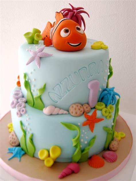 Nemo Cake Cakecentralcom