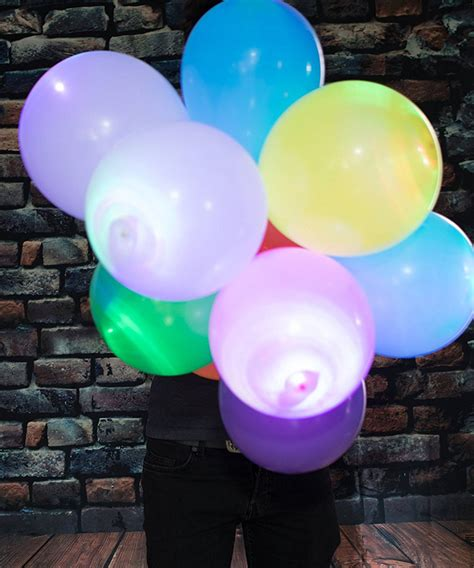 light up balloons led light up balloons the green